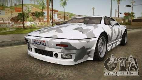 GTA 5 Ocelot Ardent PJ1 for GTA San Andreas