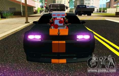 XeNON Hid 30000K PuRple for GTA San Andreas