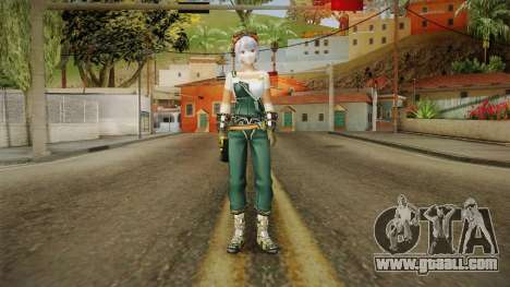 Dead or Alive: Lisa for GTA San Andreas second screenshot