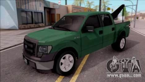 Ford F-150 Towtruck for GTA San Andreas
