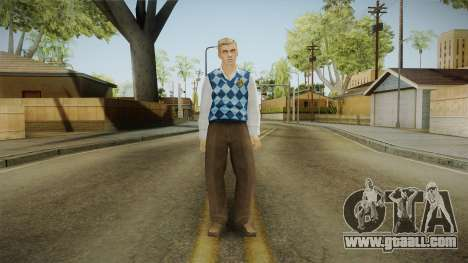 Derby Harrington from Bully Scholarship for GTA San Andreas second screenshot