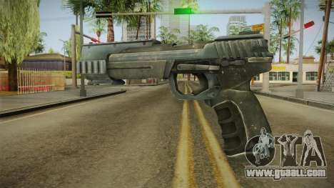 The Scourge Project - Nogaris Pistol for GTA San Andreas second screenshot