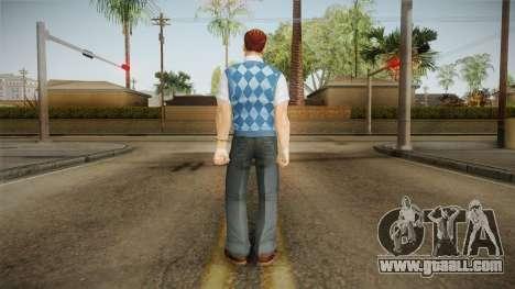 Gord Vendome from Bully Scholarship for GTA San Andreas third screenshot