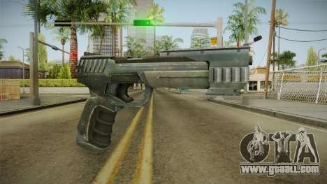 The Scourge Project - Nogaris Pistol for GTA San Andreas