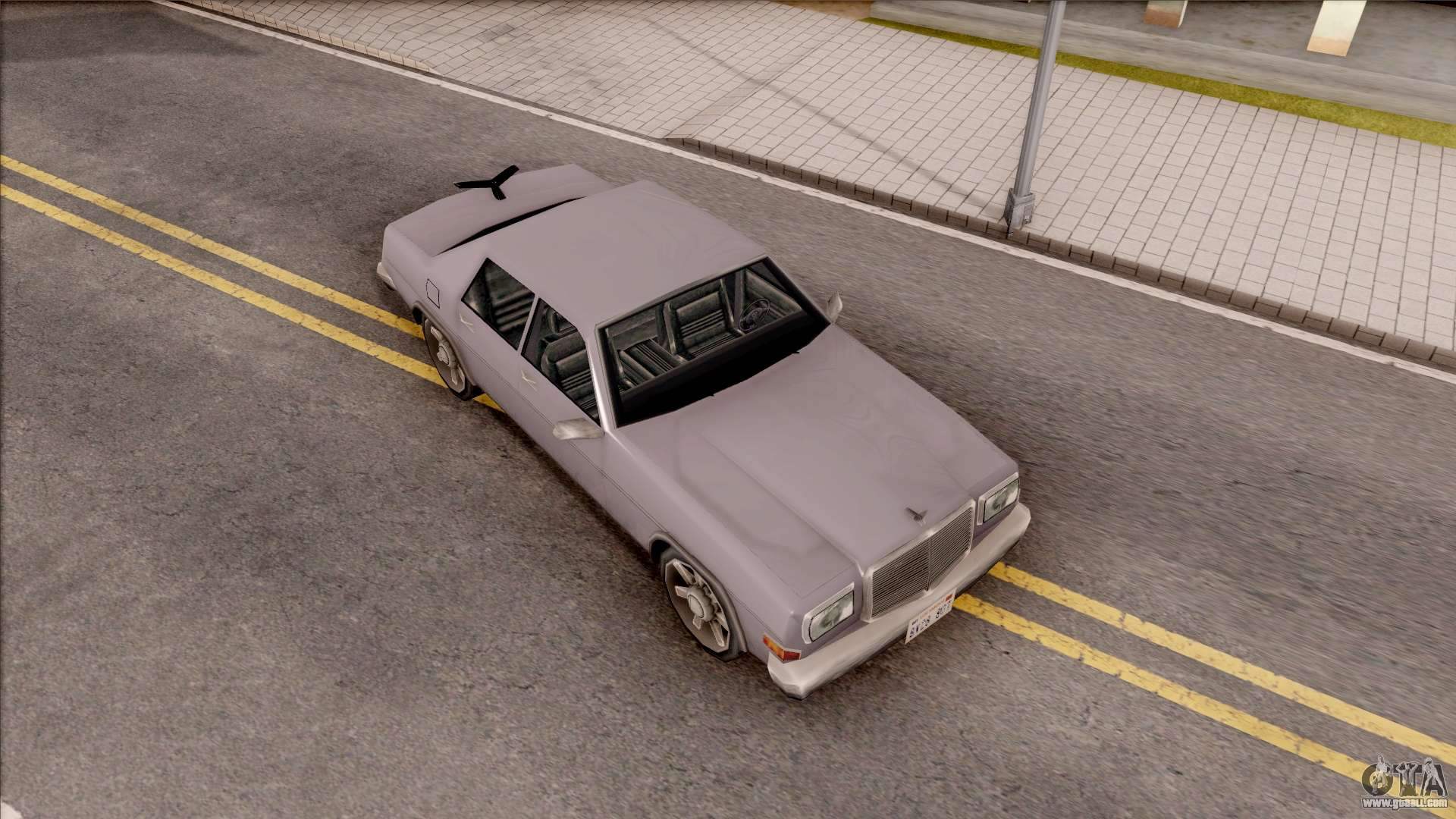 Stepfather Car from Bully for GTA San Andreas