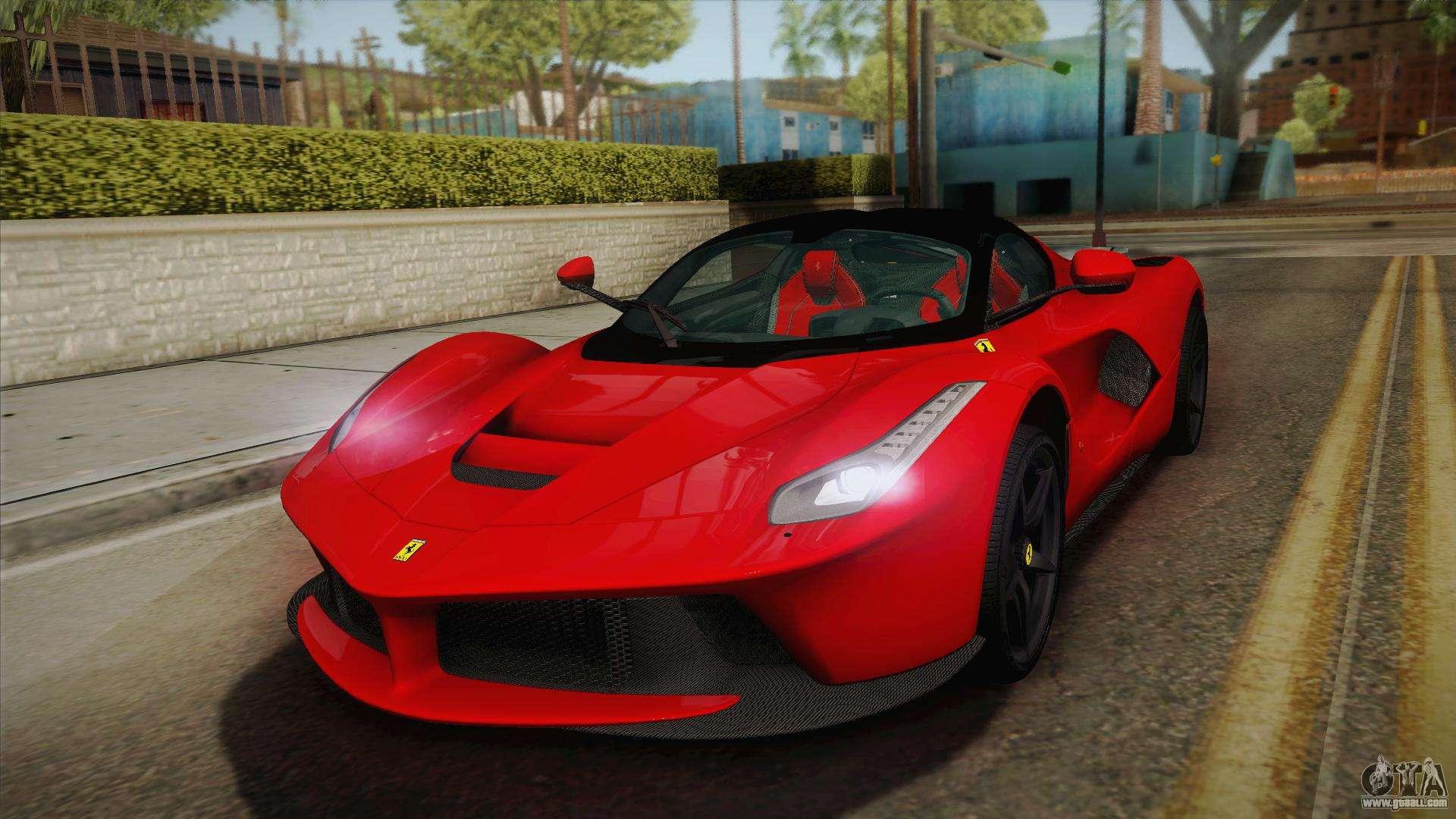 Gta San Andreas Sports Car Mod