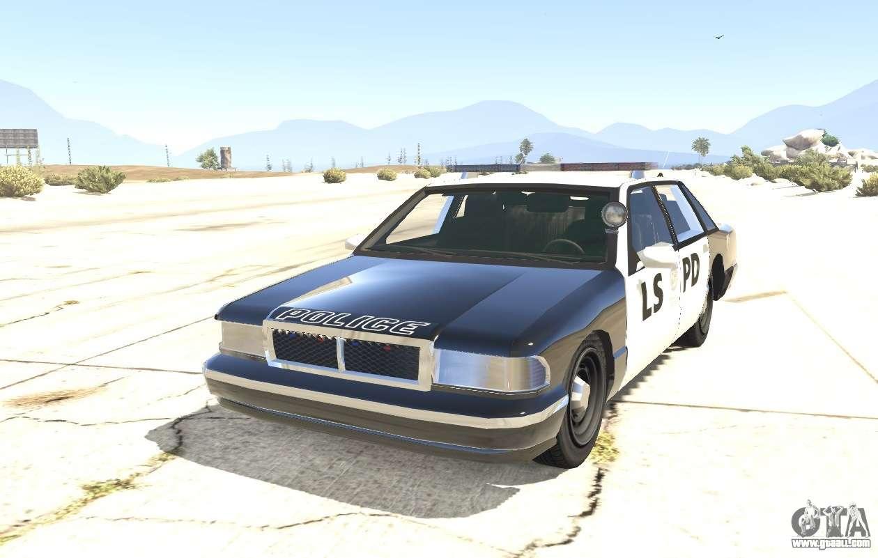 Gta Old Police Car Downnload
