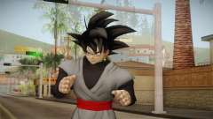 DBX2 - Goku Black SJ v2 for GTA San Andreas