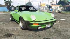 Porsche 911 Turbo 3.3 (930) 1982 [replace] for GTA 5