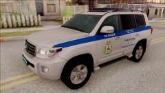 Toyota Land Cruiser 200 Russian Police for GTA San Andreas