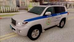 Toyota Land Cruiser 200 Russian Police