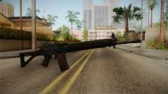 SIG SG-550 Assault Rifle for GTA San Andreas