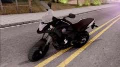 Honda CB500X Turkish Police Motorcycle