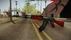 CF AK-47 for GTA San Andreas