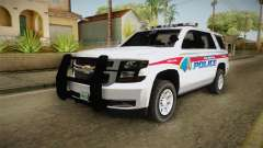 Chevrolet Tahoe PPV 2016 YRP for GTA San Andreas