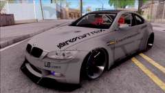 BMW M3 E92 Liberty Walk Performance 2013 for GTA San Andreas