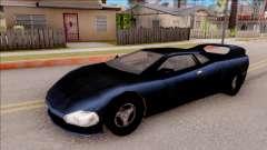 Infernus from GTA 3 for GTA San Andreas