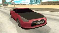 Nissan GTR for GTA San Andreas