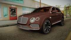 Bentley Bentayga for GTA San Andreas