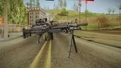 M249 Light Machine Gun v5