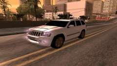 Jeep Grand Cherokee SRT8 Armenian