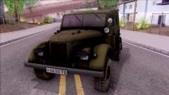 GAZ 69A for GTA San Andreas