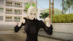 Female Black Sweater One Piece v2 for GTA San Andreas