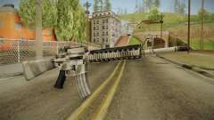 Battlefield 3 - M16 for GTA San Andreas