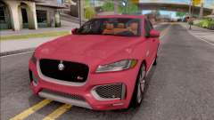 Jaguar F-Pace S for GTA San Andreas