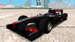 McLaren MP4-28 2013 for GTA San Andreas