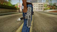 GTA 5 Gunrunning Tec9 for GTA San Andreas