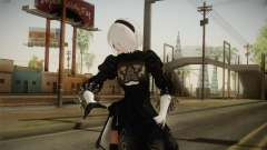 NieR: Automata - 2B for GTA San Andreas