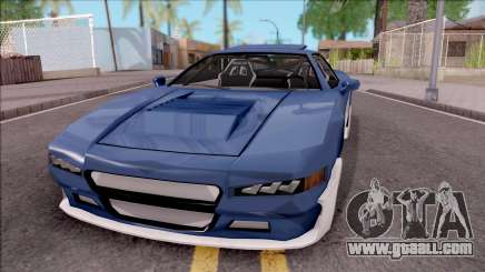 BlueRay's Infernus Pulse + for GTA San Andreas