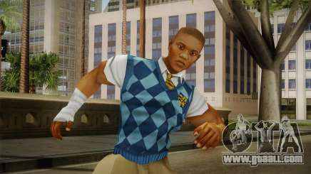 Chad from Bully Scholarship for GTA San Andreas