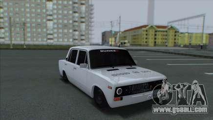 VAZ 2106 Shaherizada 2.1 GVR MTA for GTA San Andreas