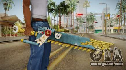 W40K: Deathwatch Chain Sword v3 for GTA San Andreas