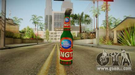 Molotov Cocktail China Wind for GTA San Andreas
