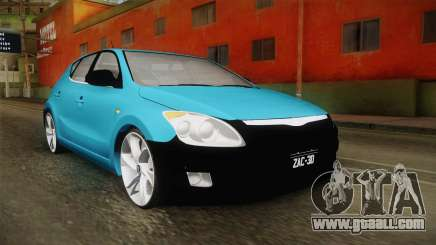 Hyundai i30 Double Color for GTA San Andreas
