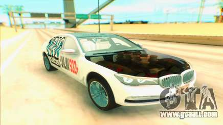 BMW 730i for GTA San Andreas