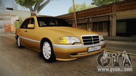 Mercedes-Benz W202 C230 for GTA San Andreas