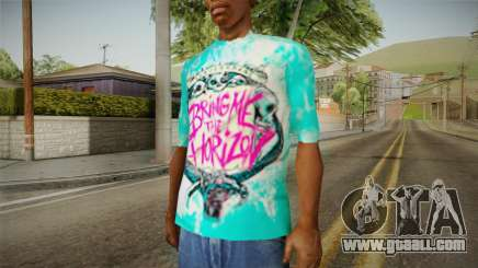 T-Shirt Bring Me The Horizon for GTA San Andreas