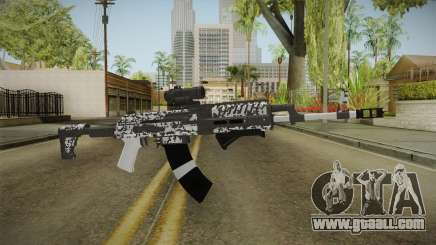 Call of Duty: Advance Warfare AK-12 for GTA San Andreas