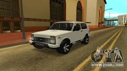Lada Urban Armenian for GTA San Andreas