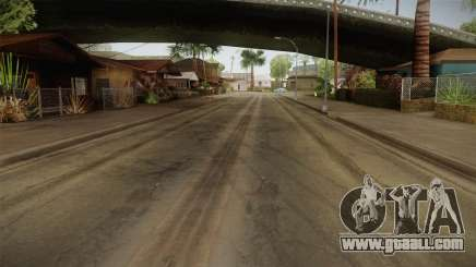 Grove Street Textures Edited for GTA San Andreas