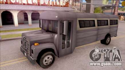 Bus from GTA 3 for GTA San Andreas