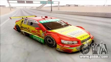 Chevrolet Sonic JL G 09 Stock V8 for GTA San Andreas