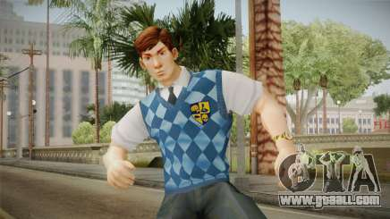 Gord Vendome from Bully Scholarship for GTA San Andreas
