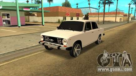 VAZ 2101 Tuning for GTA San Andreas