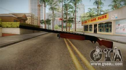Baikal MP-153 Semi-Automatic Shotgun for GTA San Andreas