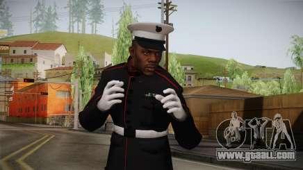 CoD: AW - Marine Dress Uniform Cormack for GTA San Andreas
